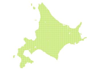 お盆に北海道へ激安で行く方法 使ってまでも行きたい魅力的な北海道の地図