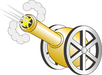 大ダメージを与える文春砲の破壊力のイメージ画像