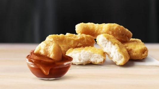 チキンマックナゲットの画像
