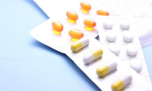 インフルエンザ治療薬との抗HIV薬の画像