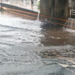 千葉駅前が大雨で冠水!高滝ダムと亀山ダムが緊急放流で大丈夫!?